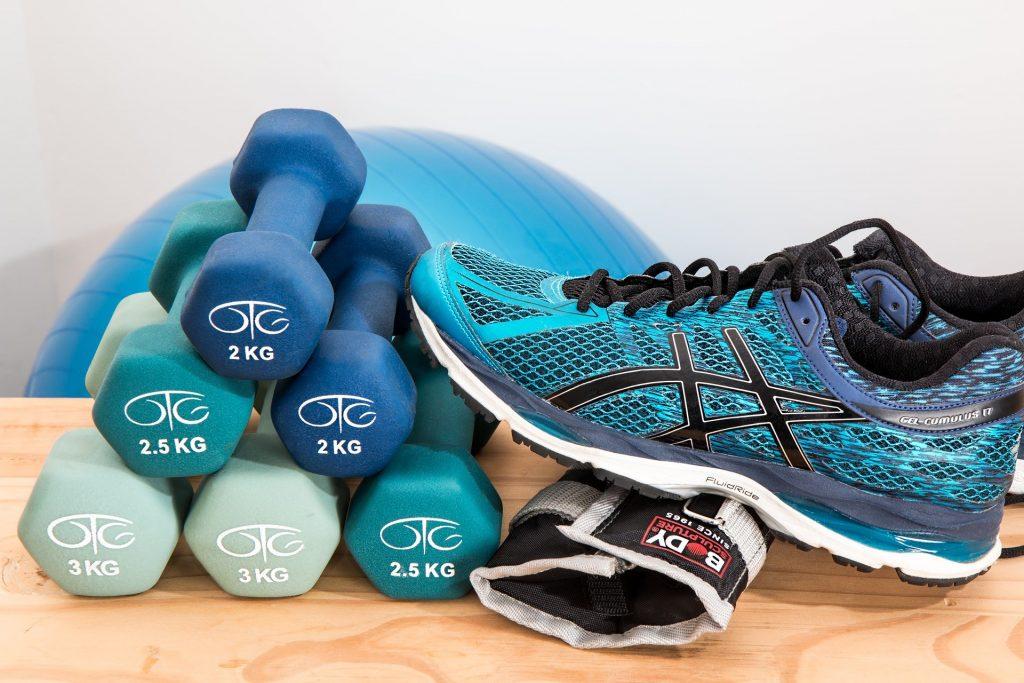 Mach mit – bleib fit!